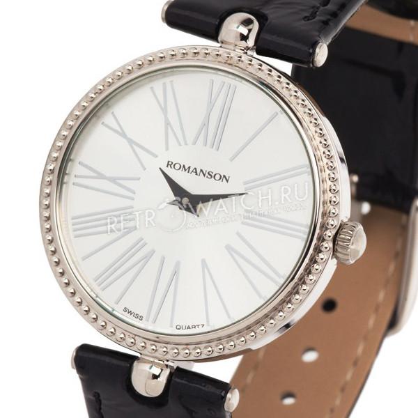 Часы романсон rl0362lw